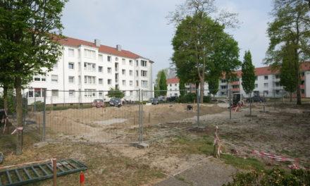 Startschuss für die 9 Wohnungen am Strampel 5A!