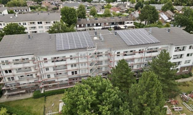 Grüner Strom für die Niedersachsenstraße